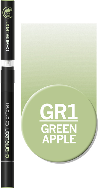 Chameleon Pen GR1 Green Apple