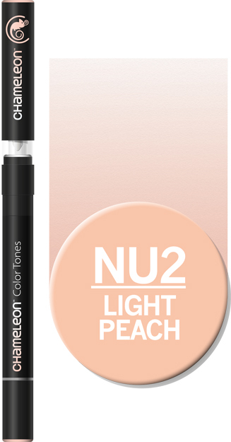 Chameleon Pen NU2 Light Peach